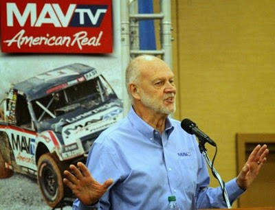 Dave Despain signs two-year contract to host MAVTV