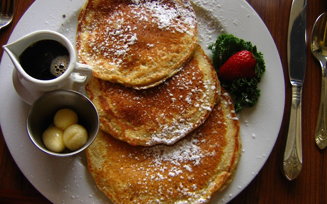 Pancakes Food Wallpaper