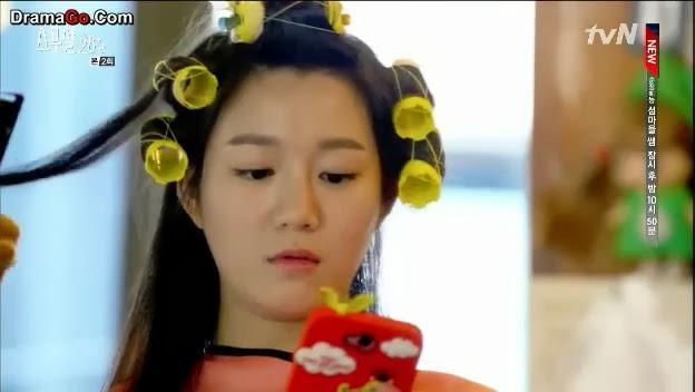 Segera setelah Hye Rim memberitahu kegiatannya pada Ki Kwang, Ki Kwang