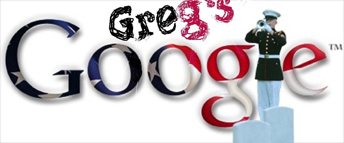 GREG's GOOGLE HOMEPAGE