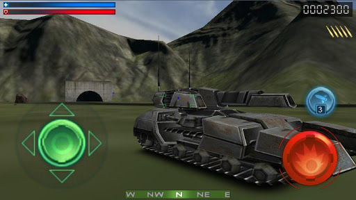 Tank Recon 3D Full version download