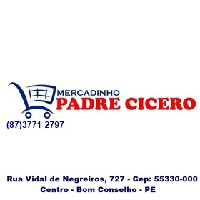 MERCADINHO E PADARIA PADRE CICERO
