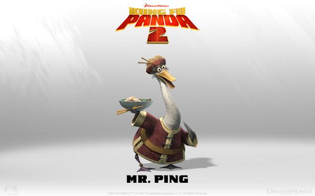 Kung Fu Panda 2 Wallpaper 3