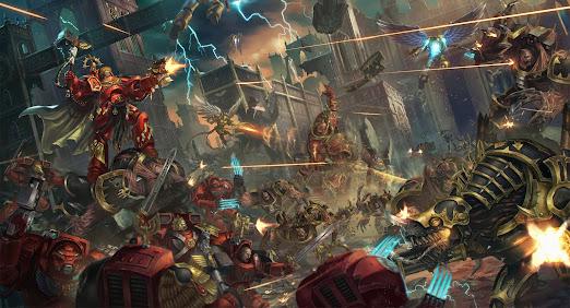 New Warhammer 40,000 FAQ/Errata-