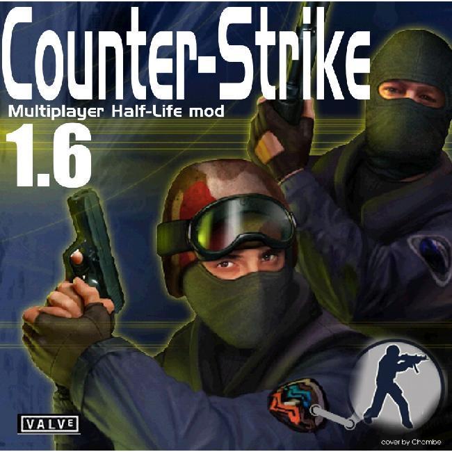 Counter-Strike 1.6 Cs16