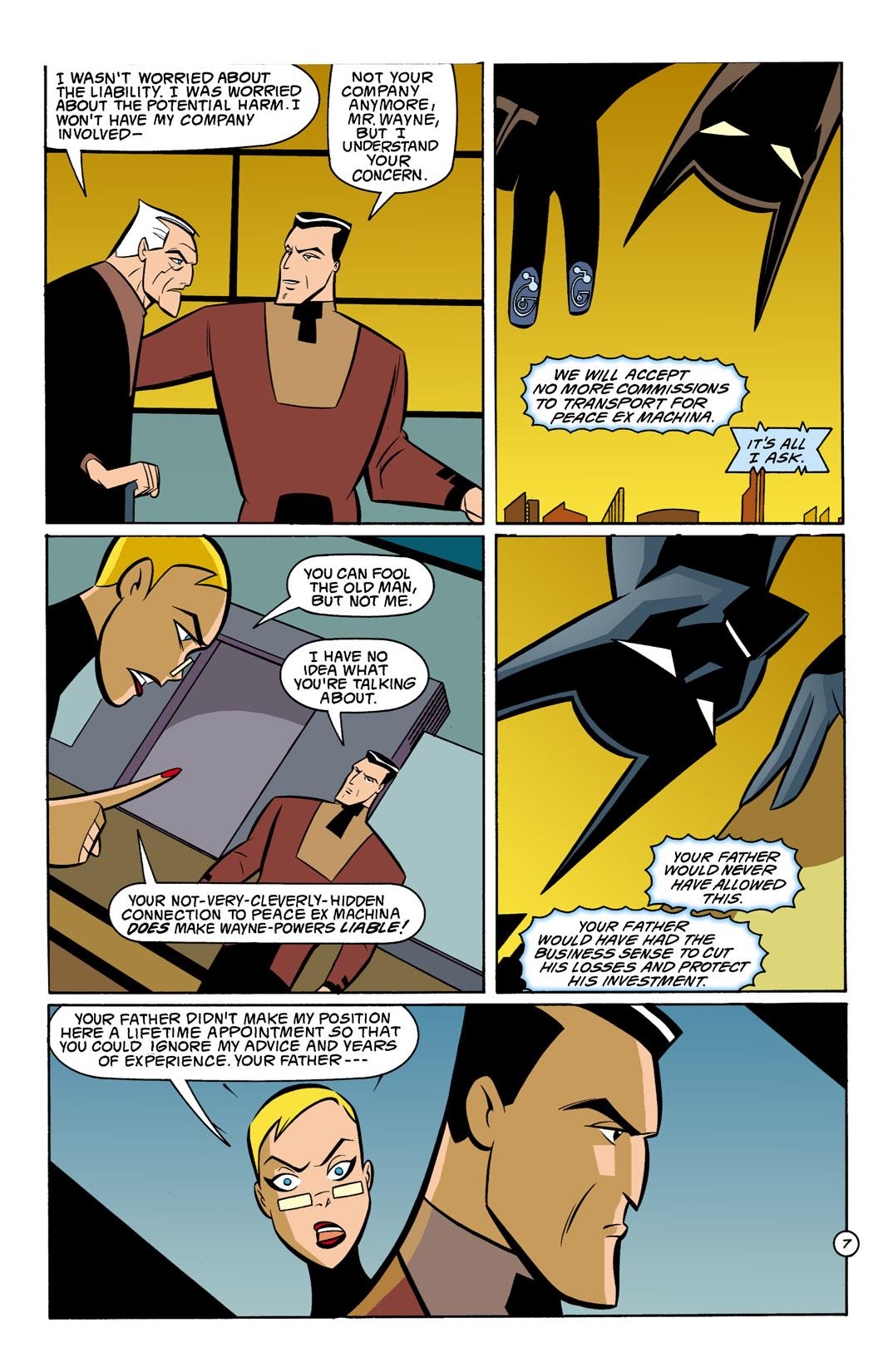 Batman Beyond [II] Issue #8 #8 - English 8