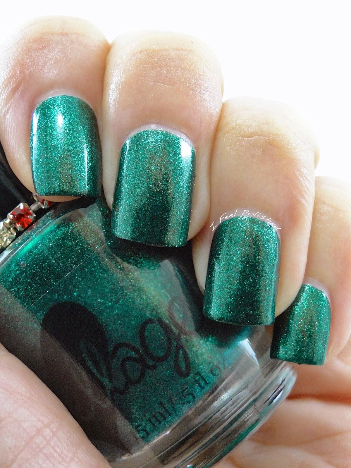 ellagee Glimmering Emerald
