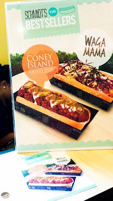 Schmidt's Bestselling Hotdogs