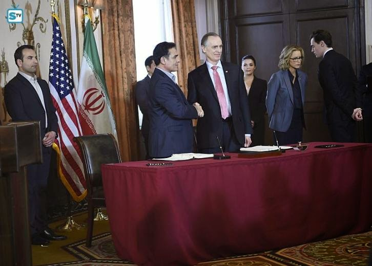 "Madam Secretary - The Kill List - Review: ""Peace comes at a price"""