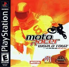 Moto Racer World Tour   PS1