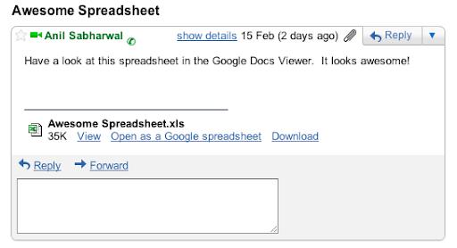 Google Docs formati