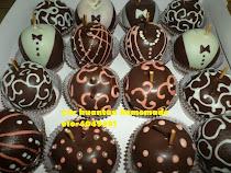 Apple coklat