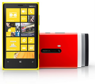 Ini Dia Spesifikasi Lengkap Nokia Lumia 920