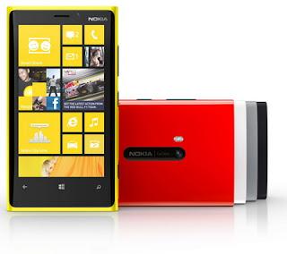 Harga Nokia Lumia 920 Dan Spesifikasi