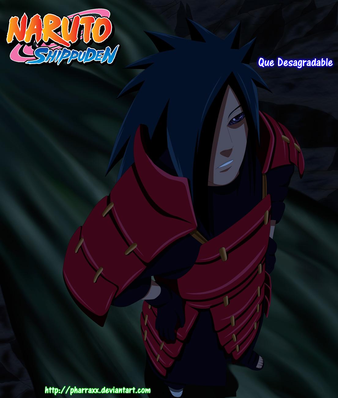 Naruto chap 595 Trang 21 - Mangak.info