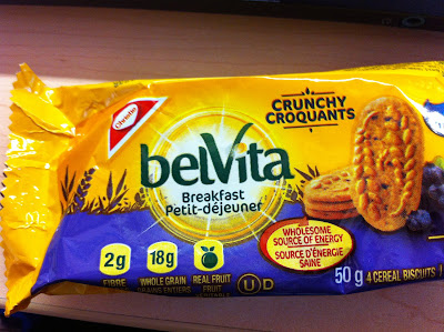 Belivta Badvertising: Belvita Breakfast Cookies Are Filled with Sustained Energy