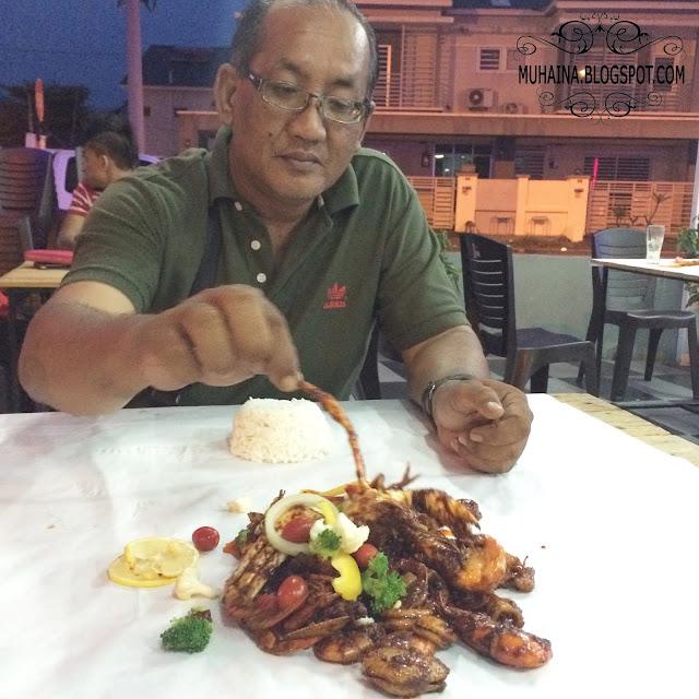 Shell Out | Kedai Makan Tok Mat | Tambun | Ipoh