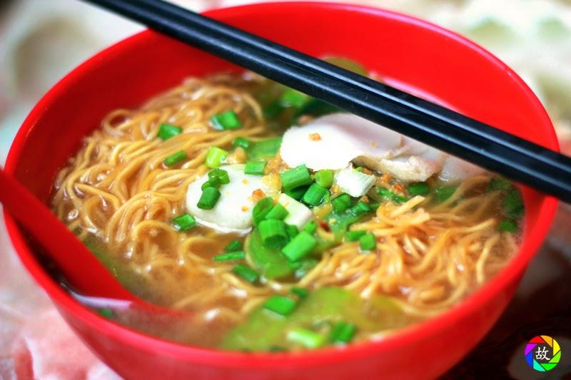 Noodle Soup at Sungai Dua