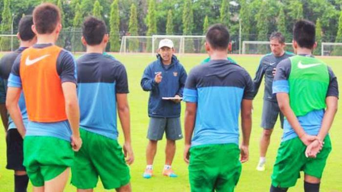 Aji Santoso maksimalkan Marahalim Cup untuk membentuk kerangka tim