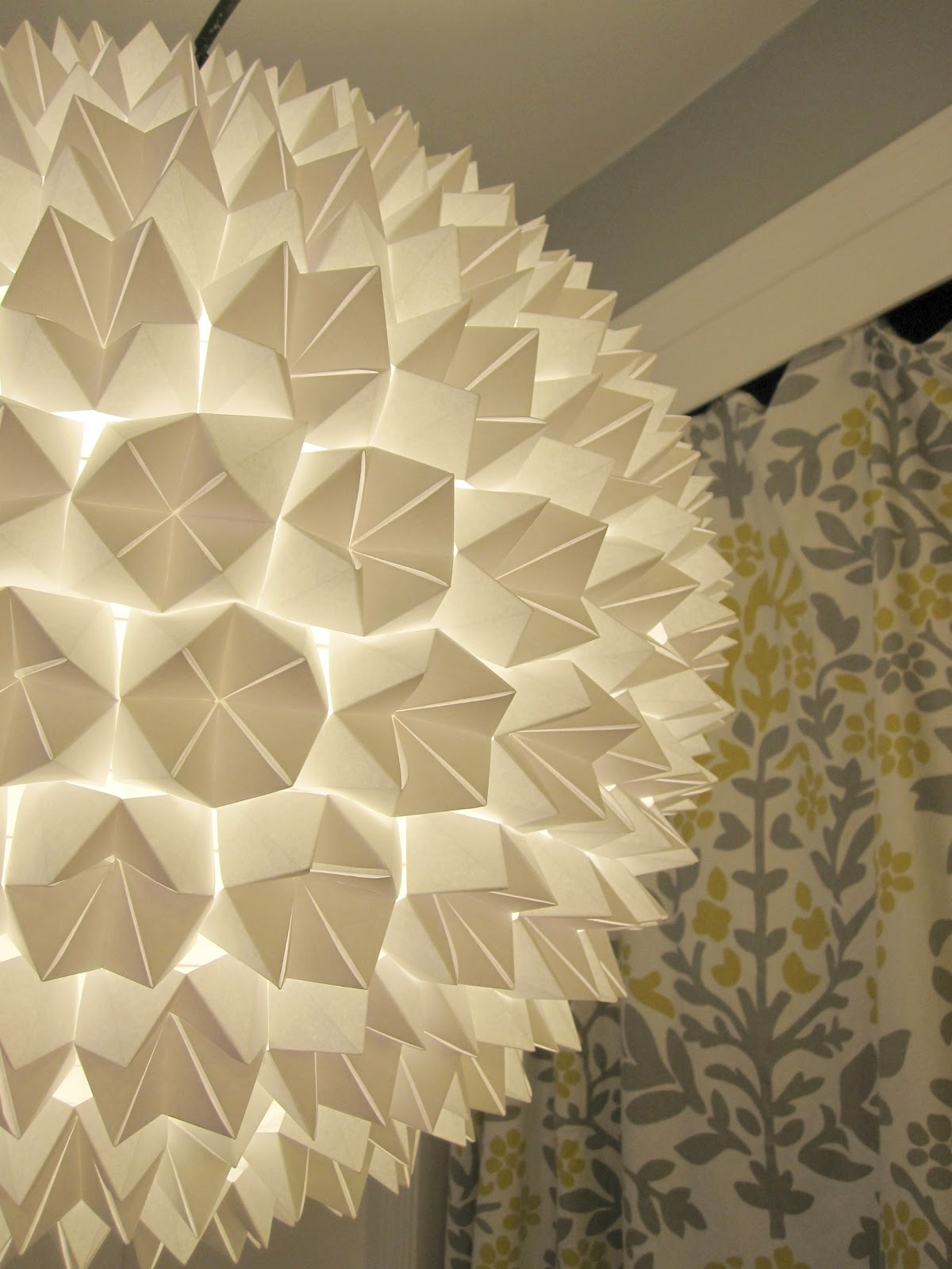 Beautifully contained fortune teller paper lantern jeuxipadfo Gallery