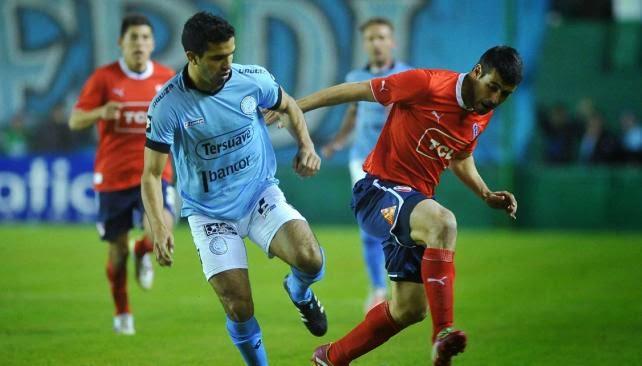 16avos de final copa argentina belgrano de cordoba independiente