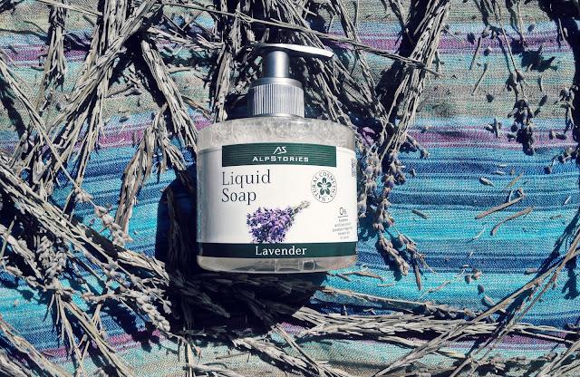 Alpstories Liquid soap Lavender