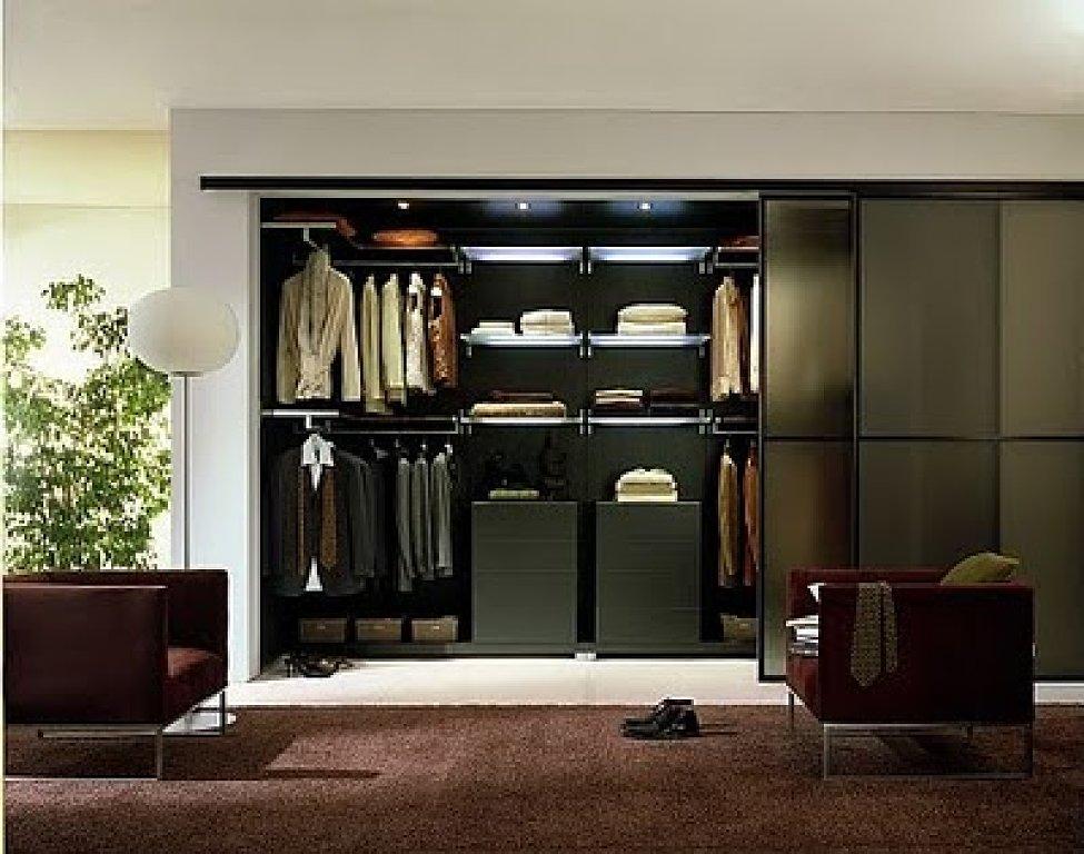 Carpinteria segar closets for Closet modernos para habitaciones