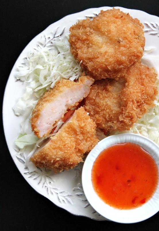 Thai Shrimp Cakes With Sweet Chili Sauce Recipes — Dishmaps