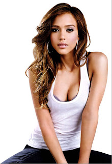 Jessica Alba Height Weight
