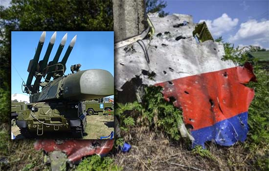 Saat Tragis MH17 Meletup Didedahkan