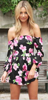 Island Girl Playsuit