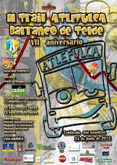 II TRAIL ATLEFULCA BARRANCO DE TELDE