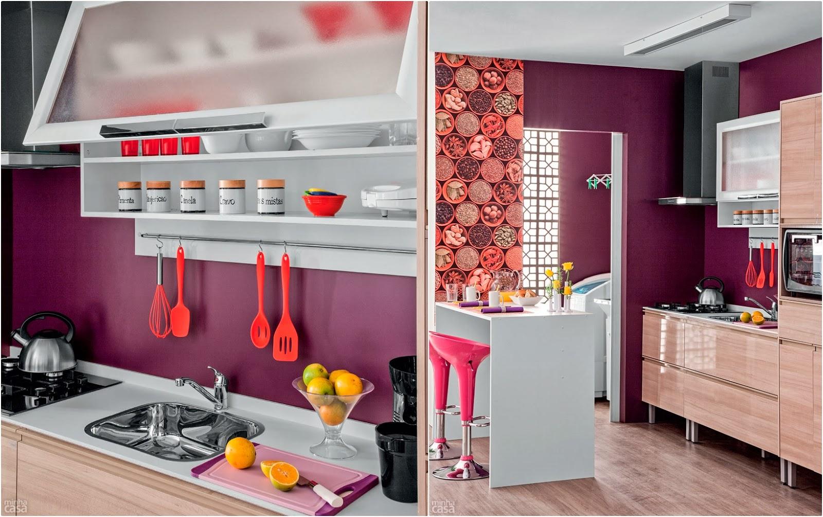 Cozinha americana divertida #AA2126 1600 1005