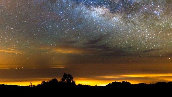 Olhai o céu direis ouvir as estrelas