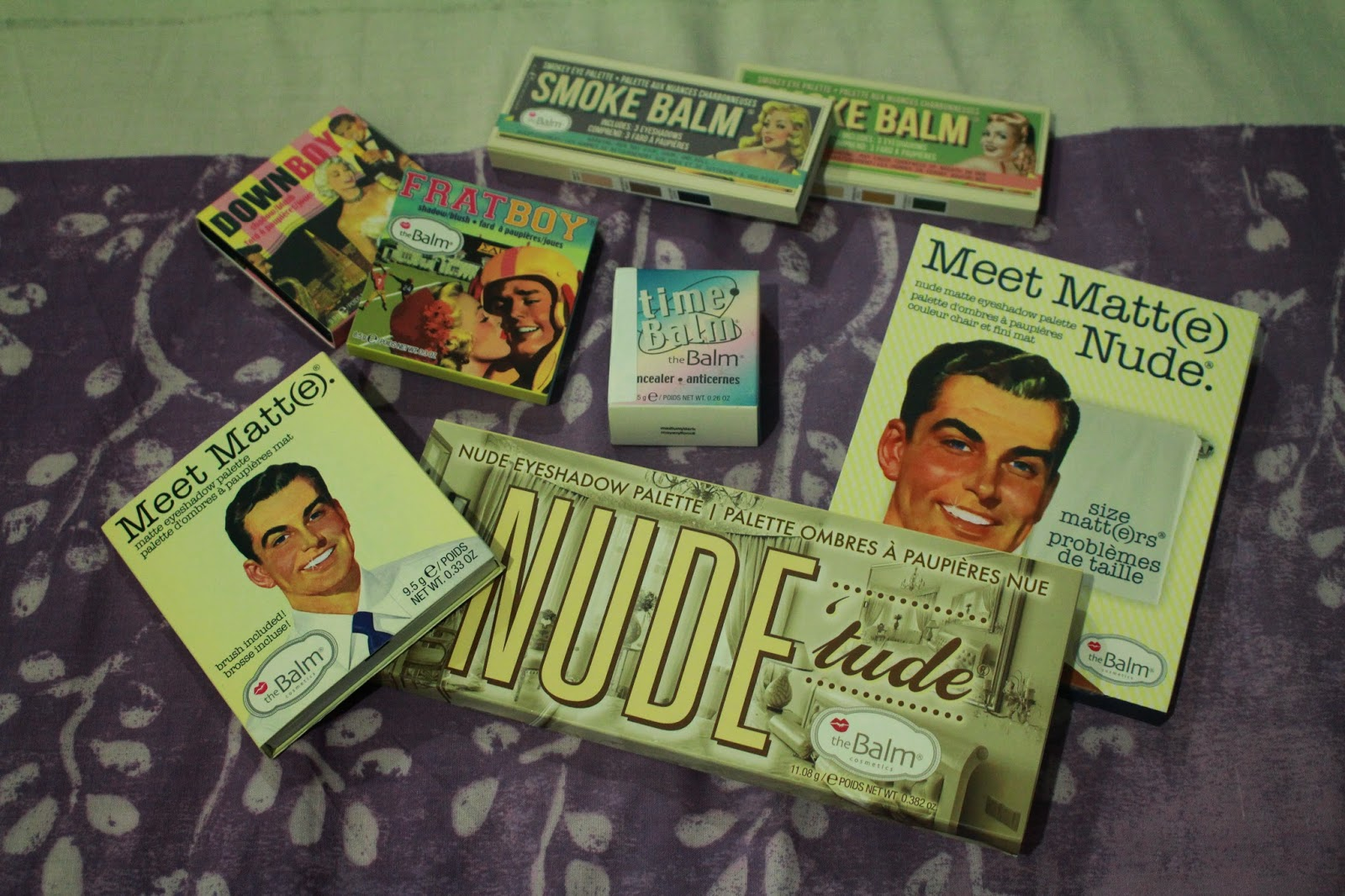 Giant The Balm Haul