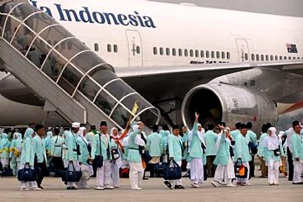 Penerbangan Haji Garuda Indonesia. ZonaAero