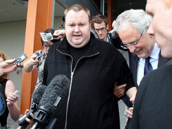 Megaupload Founder Free temporarily, but Not Allowed Touch Internet