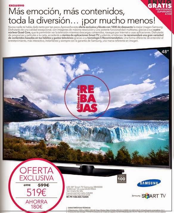 LED Samrt TV de Samsung. LTC 2-2015
