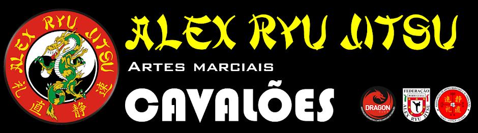 Alex Ryu Jitsu Cavalões