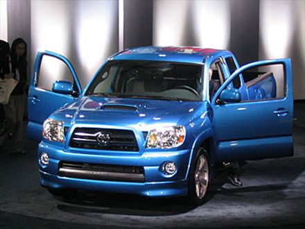 Fotos Carros Blog: Toyota Tacoma 2014 Lançamento