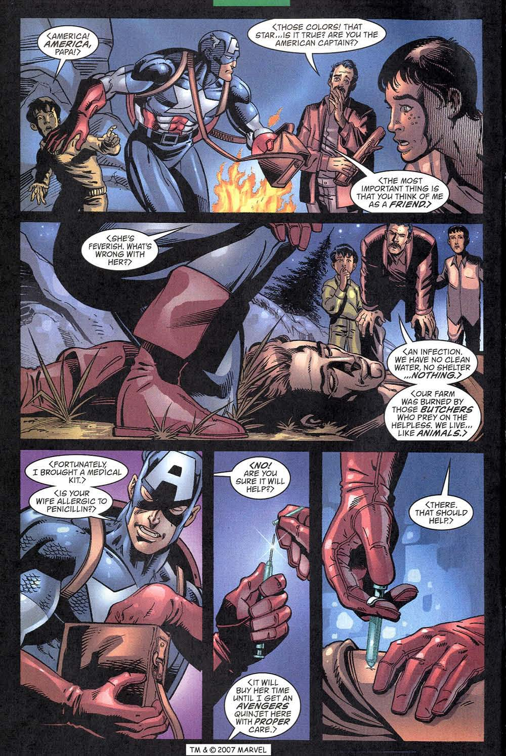 Captain America (1998) Issue #42 #49 - English 20