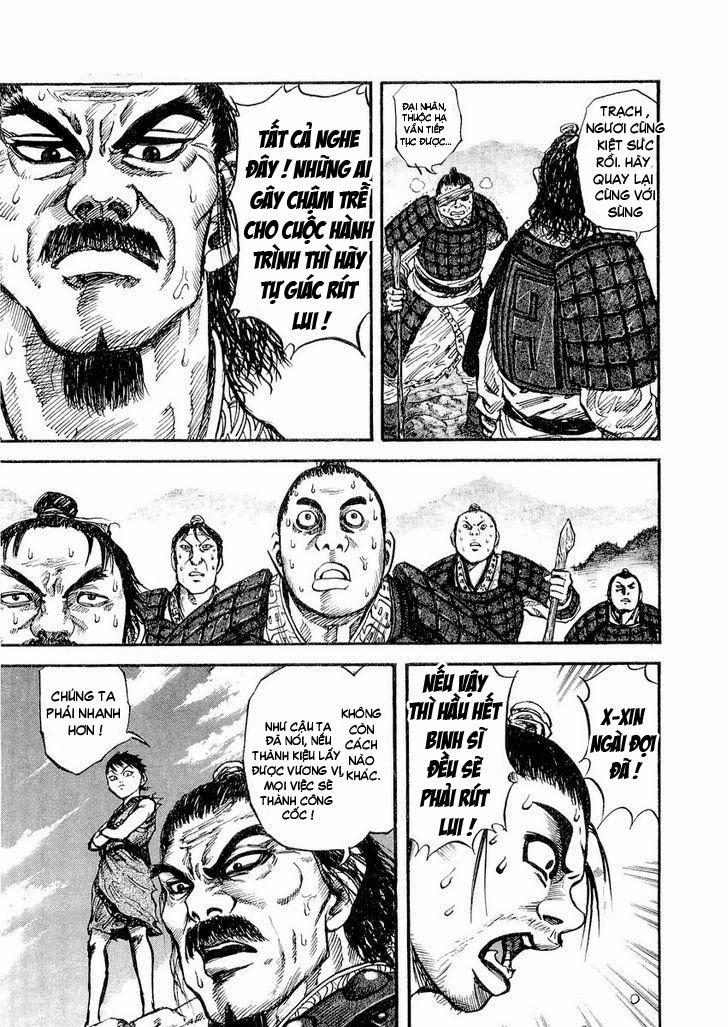 Kingdom – Vương Giả Thiên Hạ (Tổng Hợp) chap 16 page 10 - IZTruyenTranh.com