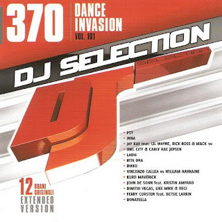 DJ Selection 370 baixarcdsdemusicas.net DJ Selection 370: Dance Invasion Vol.101
