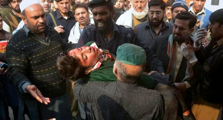Pembantaian Tragis Taliban di Pakistan, Perbuatan Tidak Terpuji