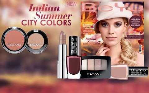 BeYu Indian Summer City Colors Fall 2015