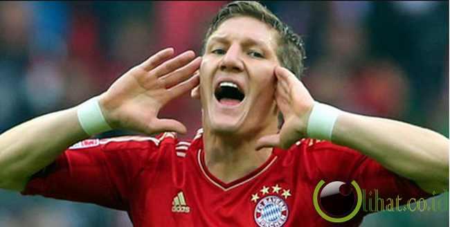 Bastian Schweinsteiger (Bayern Munich)
