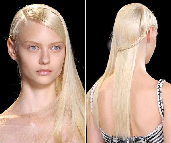 5 Snelle Kapsels voor halflang tot lang haar - leuke kapsels om zelf te maken