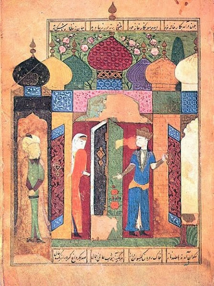 Los Siete pabellones de los Hasht-Bihisht