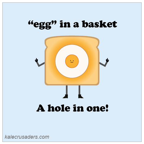 "Vegan ""egg"" in a basket: A hole in one! Toad in a hole, Toad in the hole, Egg in the hole, Egg in a hole, toast"
