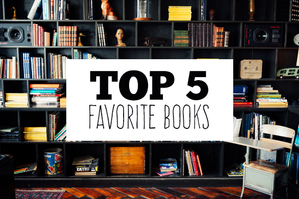 TOP 5 BOOKS